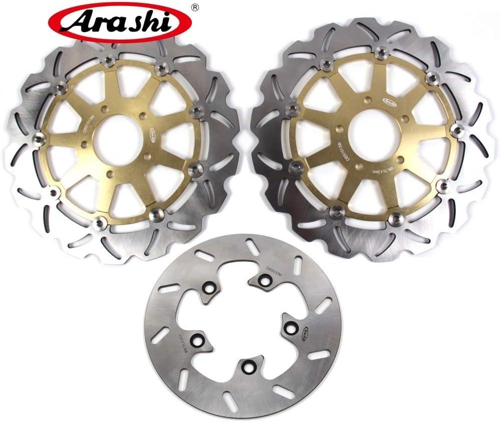 Arashi Rear Brake Disc Rotor For Suzuki TL1000S TL1000 97-01 TL1 000S TL 1000