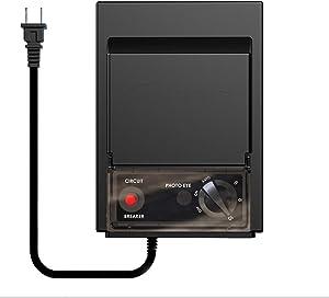 Malibu 120W Transformer for Outdoor Low Voltage Landscape Lighting Spotlight 120V Input 12V Output with Photo Eye 3100-1120-01