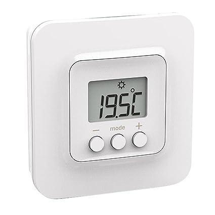 Delta Dore TYBOX 5150 6050622 - Termostato de zona para instalación climatización - bomba de calor