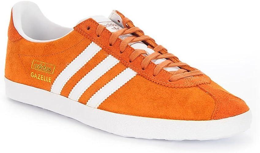 Adidas - Gazelle OG - Color: Orange - Size: 7.5UK: Amazon.co.uk ...