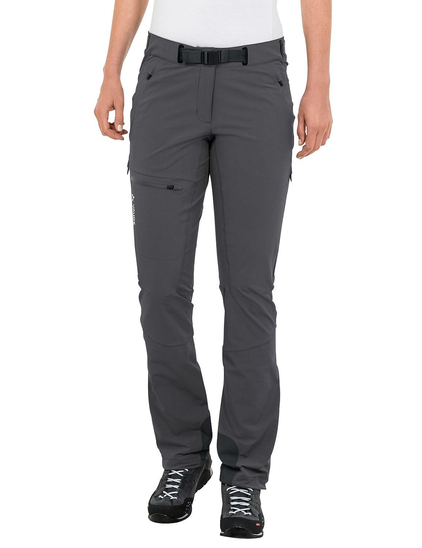 gris  VAUDE Wohommes Badile Pants Pantalon