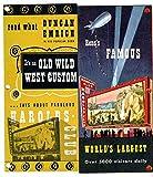 Harolds Club Reno Nevada Lot of Brochures Keno Card & Cocktail Napkin 1949 1950