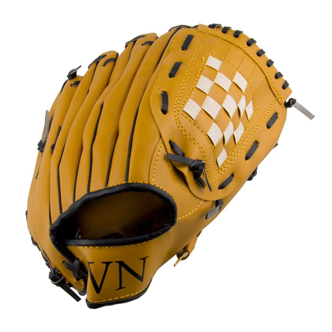 【初回限定お試し価格】 Batting Gloves Softball Youth, Baseball Catcher 27cm Mitt, Baseball Leather Softball Glove PVC Leather Gamer Glove 27cm Kids Training Practise B07GGW81L9, 京の源氏蔵:6e096e27 --- a0267596.xsph.ru