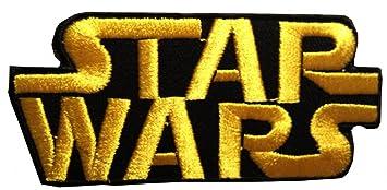 star wars logo patch 92 x 43 cm