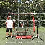Keenstone 7'×7' Baseball Softball Practice Net
