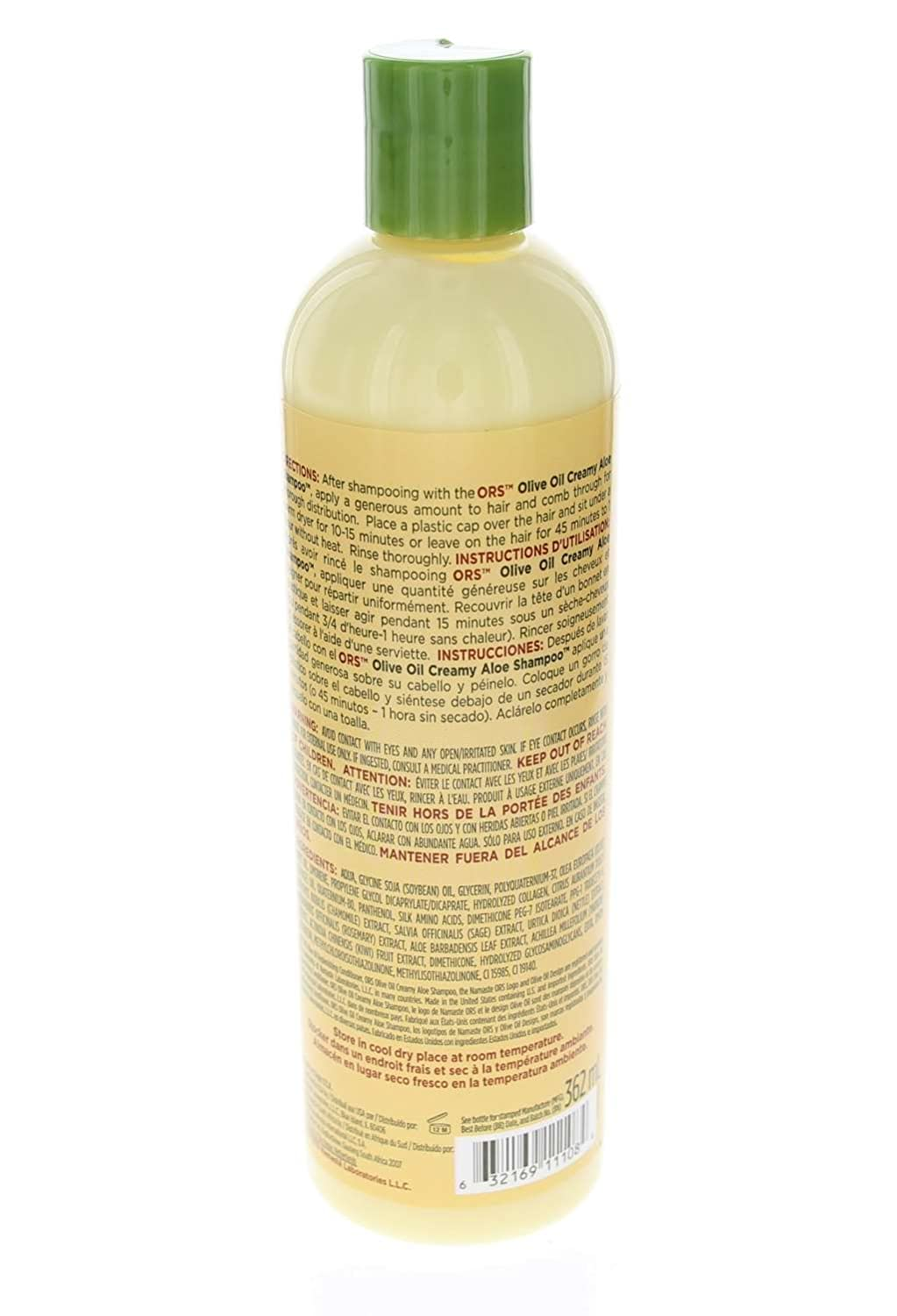 Amazon.com: Organic Root Stimulator Olive Oil Replenishing Conditioner, 12.25 oz (Pack of 11): Beauty