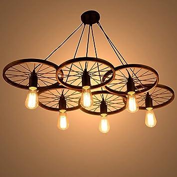 CLLCR Lámpara del Techo de la Sala de Estar, Luces ...