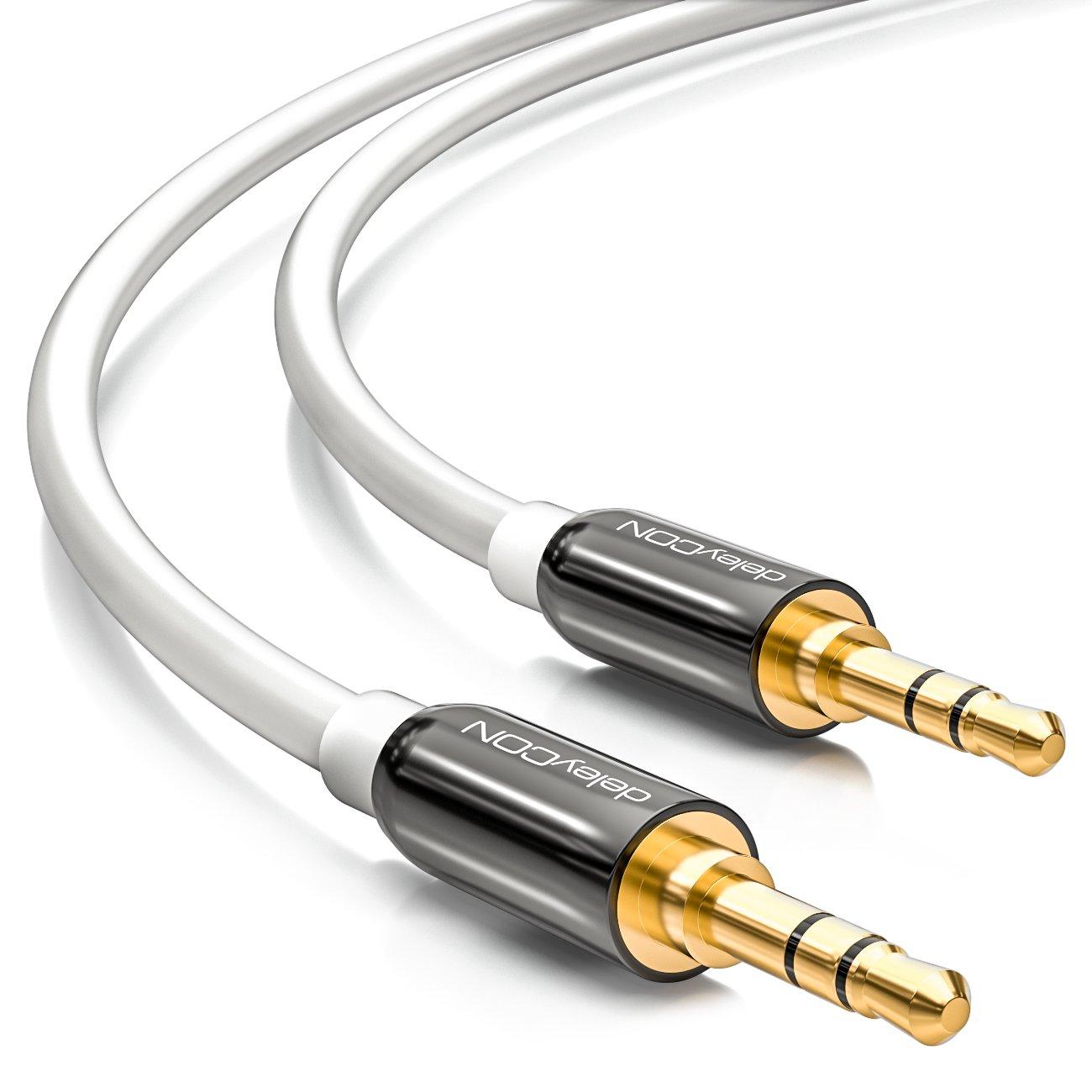 2X Durable Audio Est/éreo Macho Jack Plug de 3.5mm Soldadura Conector Recambio