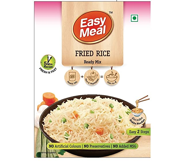 Easy meal fried rice ready mix 35 g amazon grocery gourmet foods easy meal fried rice ready mix 35 g ccuart Image collections