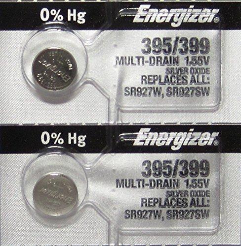 2 Super Fresh 395 Watch Battery ()
