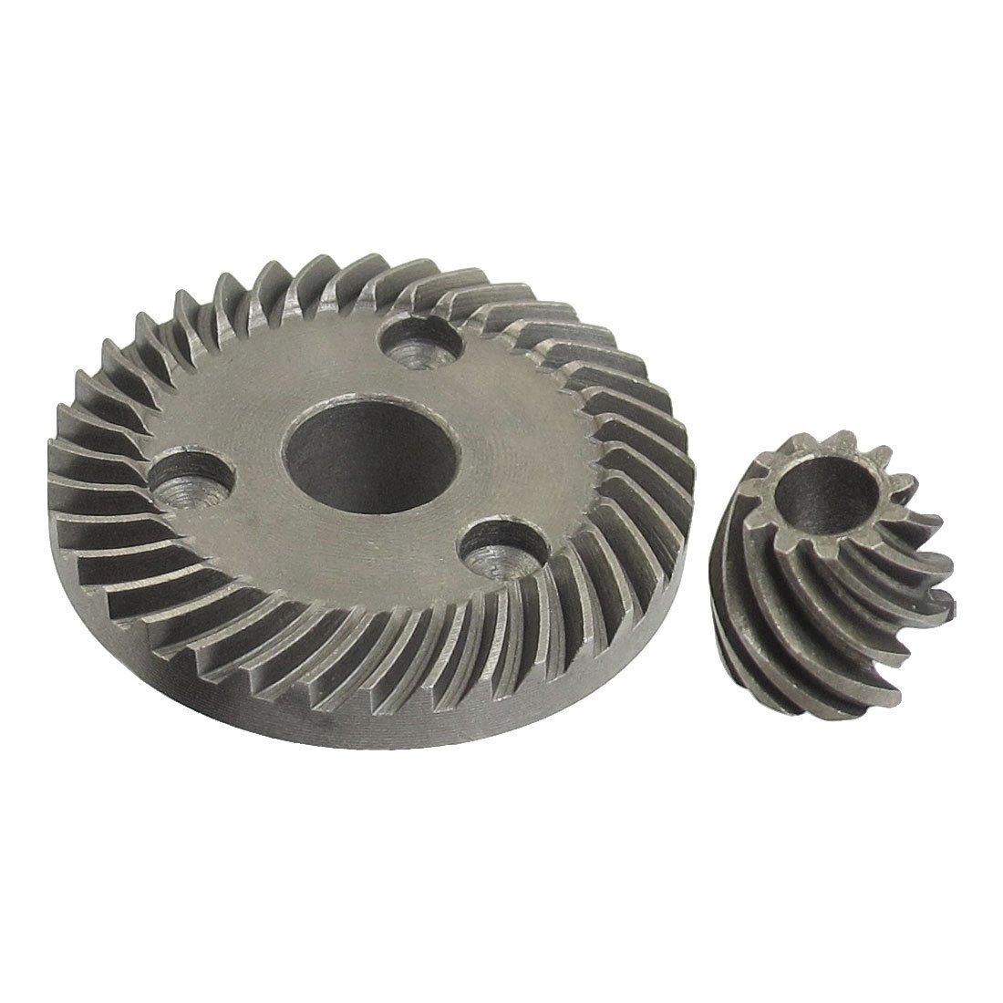 Bevel gear made of steel module 1 19 teeth i=1:1 milled MAEDLER 36051000