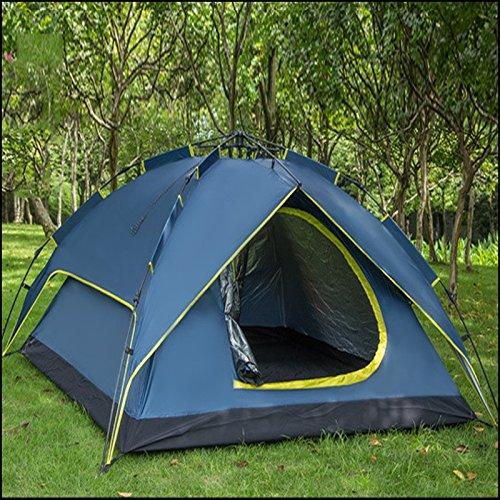 H&Z Strand-Sonnenschutz-Zelt 2-3 Leute-Hydraulischer Art Automatisches Im Freien Kampierendes Regen-Wasserdichtes Zelt