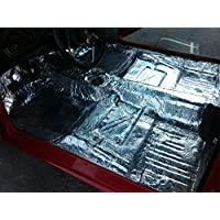HushMat 663081 Sound and Thermal Insulation Kit (2002-2008 Dodge Ram Regular Cab Floor)
