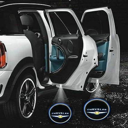 Amazon Com 2 X 5th Gen Car Door Shadow Laser Projector Logo Led