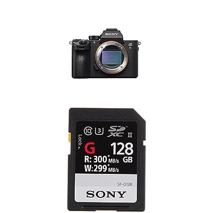 Amazon.com : Sony Full-frame Mirrorless Interchangeable-Lens Camera ...