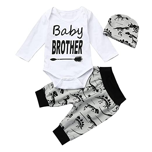 a7f3fb9eb0d0 Amazon.com  Baby Outfit Clothes 0-18 Months