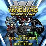 Vanguard: Season One: A Superhero Adventure | Percival Constantine