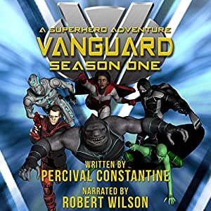 Vanguard: Season One Audiobook