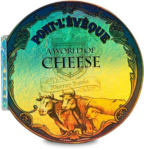 Pavilion Gift Company 112 Pages Toots Gift Book, 10-Inch, A World of Cheese Lifestyle ()