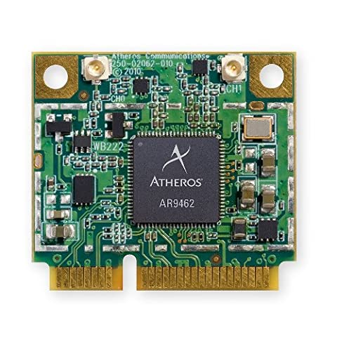 HP 676786-001 Atheros AR9462 802.11a/b/g/n 2x2 Bluetooth 4.0 combination adapter (Hp Atheros)
