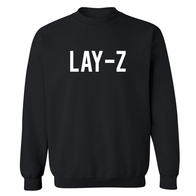 Lay Z Crewneck 7104 Shirts