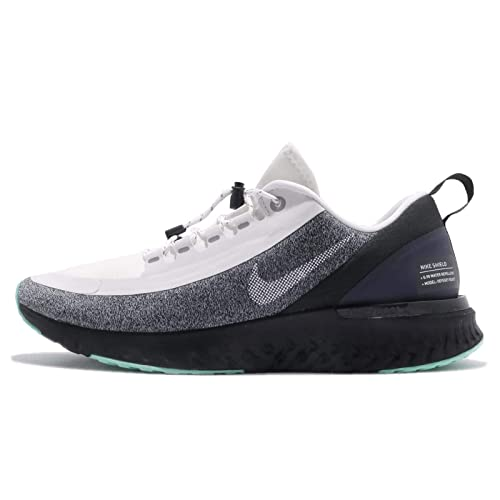 selva Asociación Jugando ajedrez  Buy Nike Women Odyssey React Shield Running Shoe White/Black/Green (US 6)  at Amazon.in