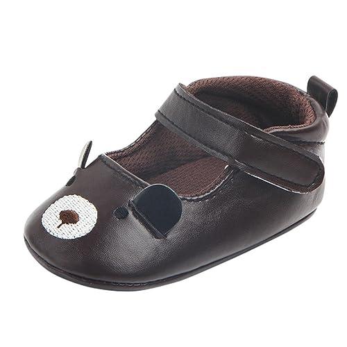 252bbb643740da UOMOGO Scarpine neonato primi passi Sandali bambini e Ragazze Estate  Bambina Scarpe Sandalo 3 a 18