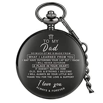 5c9aada2c Dad Birthday Gifts from Unique, Daddy Gift Ideas for Christmas Fathers Day, Dad  Pocket
