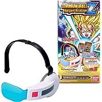 Bandai Dragon Ball Z Saiyan Scouter W/ Sound One Size Fits All- Blue Lens