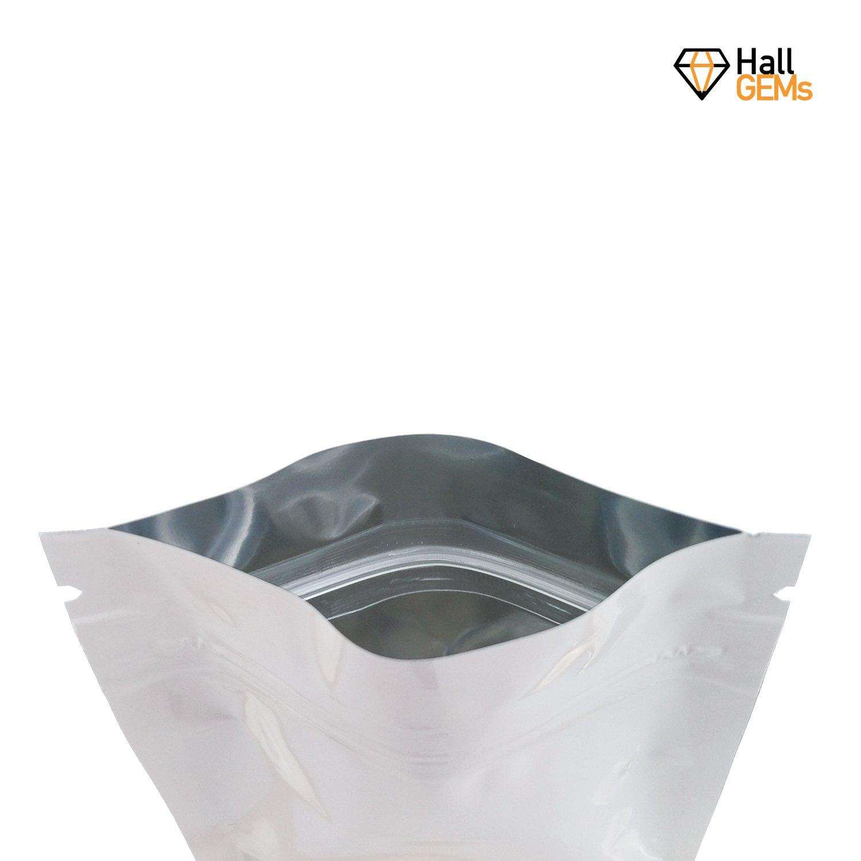 L/ámina de Mylar bolsa de Ziplock 7,5/x 10/cm
