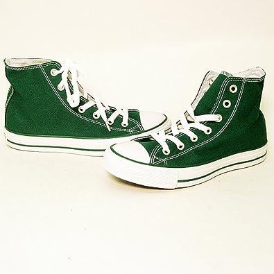 Converse Herren Schuhe All Star Hi Chucks Grün Sneakers