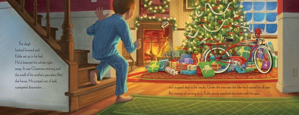 The Christmas Sweater A Picture Book Glenn Beck Kevin Balfe  - Becks Christmas Tree Farm