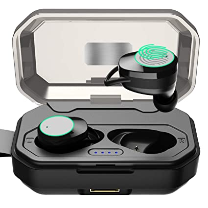 Faithful Wireless Stereo Bass Earbud Magnetic-type In-ear Bluetooth 4.2 Earphone Sport Running Headset With Charging Base Fast Shipping Earphones & Headphones Consumer Electronics