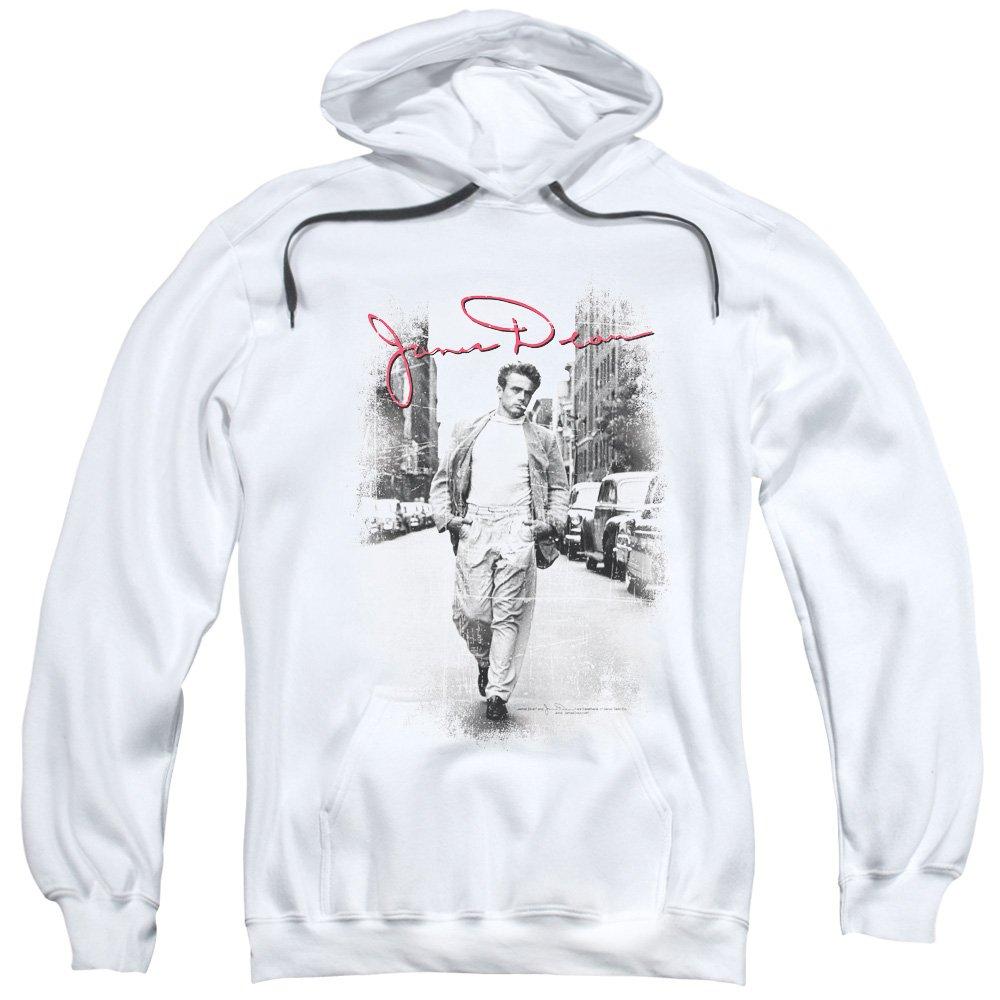 2Bhip James dean hollywood-ikone klassischer spaziergang und unterschrift hoodie für Herren