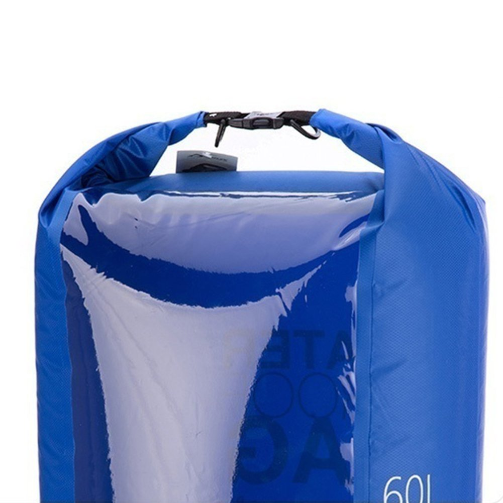 potato001 Shoulders Drifting Package Wading Bag Beach Waterproof Storage Bag 60L//20L//5L