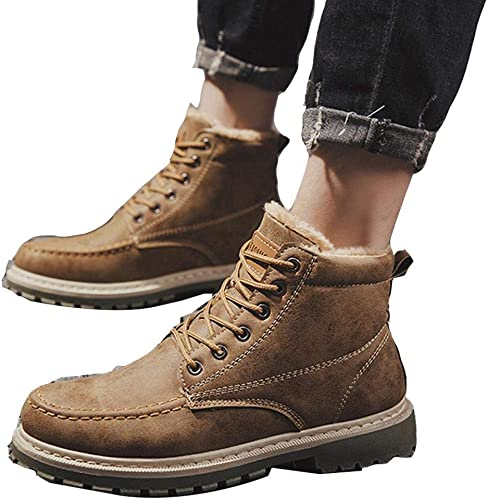 Martin Boots Ankle Boots Boots Brown