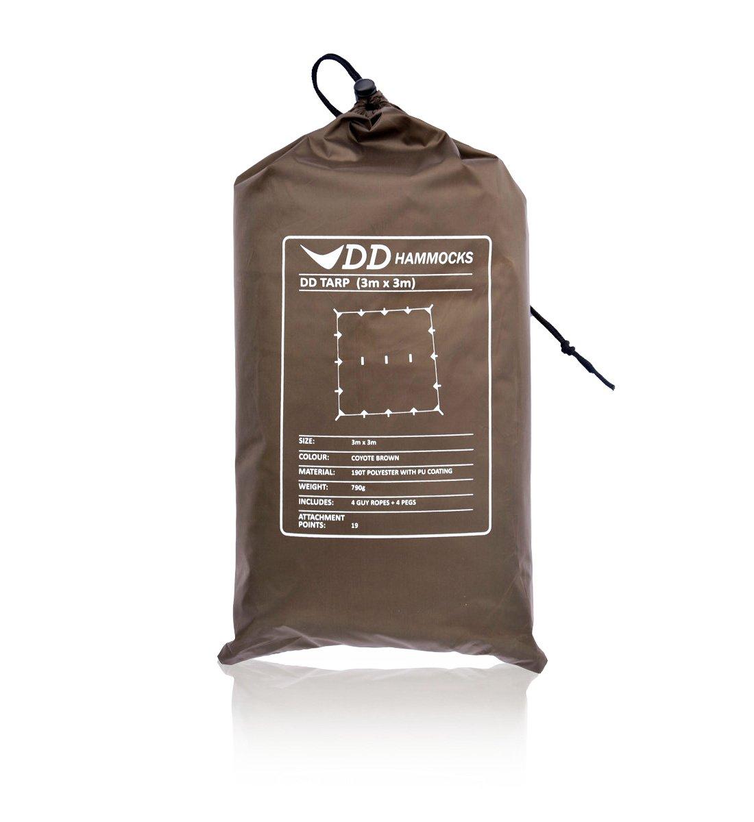 DD Bâche légère, polyvalente et résistante 3 m x 3 m product image