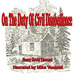 On the Duty of Civil Disobedience   Henry David Thoreau