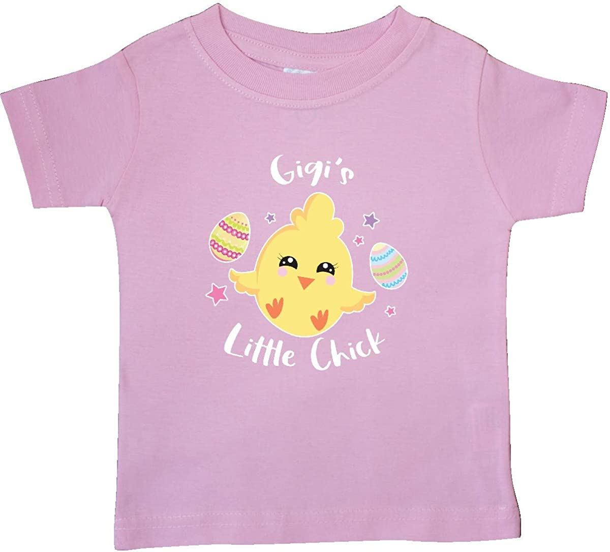 inktastic Happy Easter Gigis Little Chick Baby T-Shirt