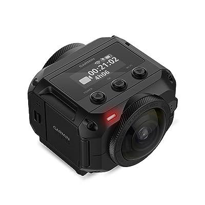 Garmin Virb 360 - Caméra 360 Degrés - Résolution jusqu'à 5.7K/30 ips - Audio Spacial à 360 Degrés