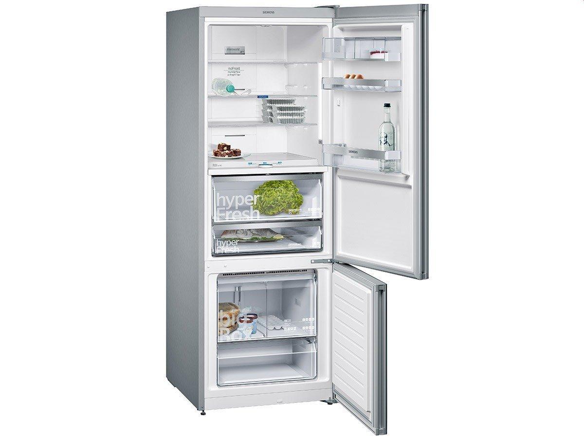 Siemens Kühlschrank 80 Cm Breit : Siemens iq home connect kg fsb kühl gefrier kombination a
