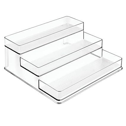 InterDesign Linus Organizador de armarios de cocina, baldas para ...
