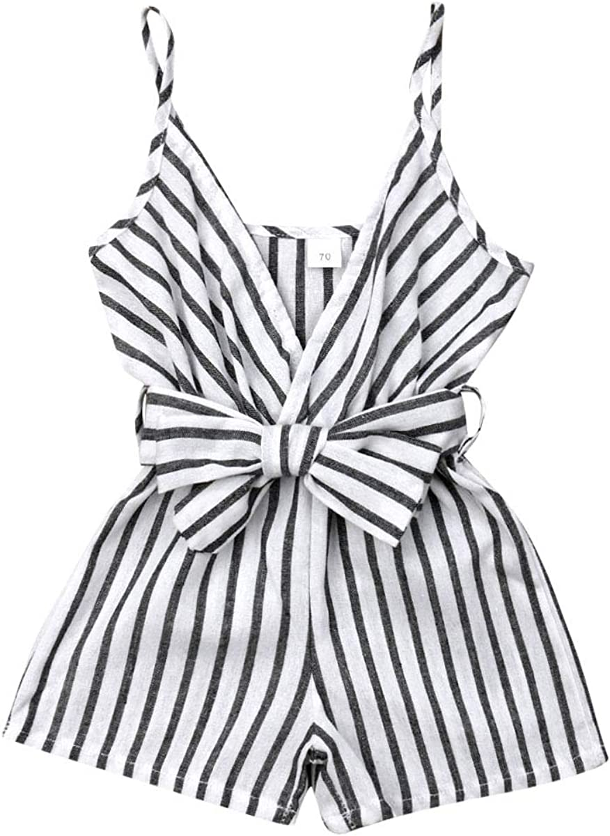 2Pcs Newborn Baby Girl Summer Clothes Set Sleeveless Tube Tops+Floral Shorts Pants Outfit 61XAYkgNKaL
