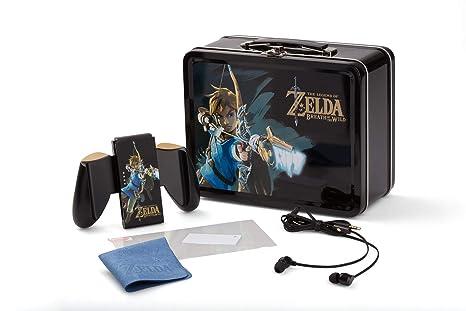 dfd10927329 Power A - Lunch Box Tin Kit + Zelda: BOTW GS Design (Nintendo Switch. Pasa  el ratón por ...