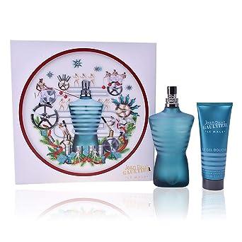 b134d2d1b6d7b Jean Paul Gaultier Le Male 125ml Eau De Toilette and 75ml Shower Gel Set  For Men  Jean Paul Gaultier  Amazon.co.uk  Luxury Beauty