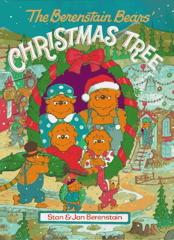 The Berenstain Bears Christmas Tree Stan Berenstain
