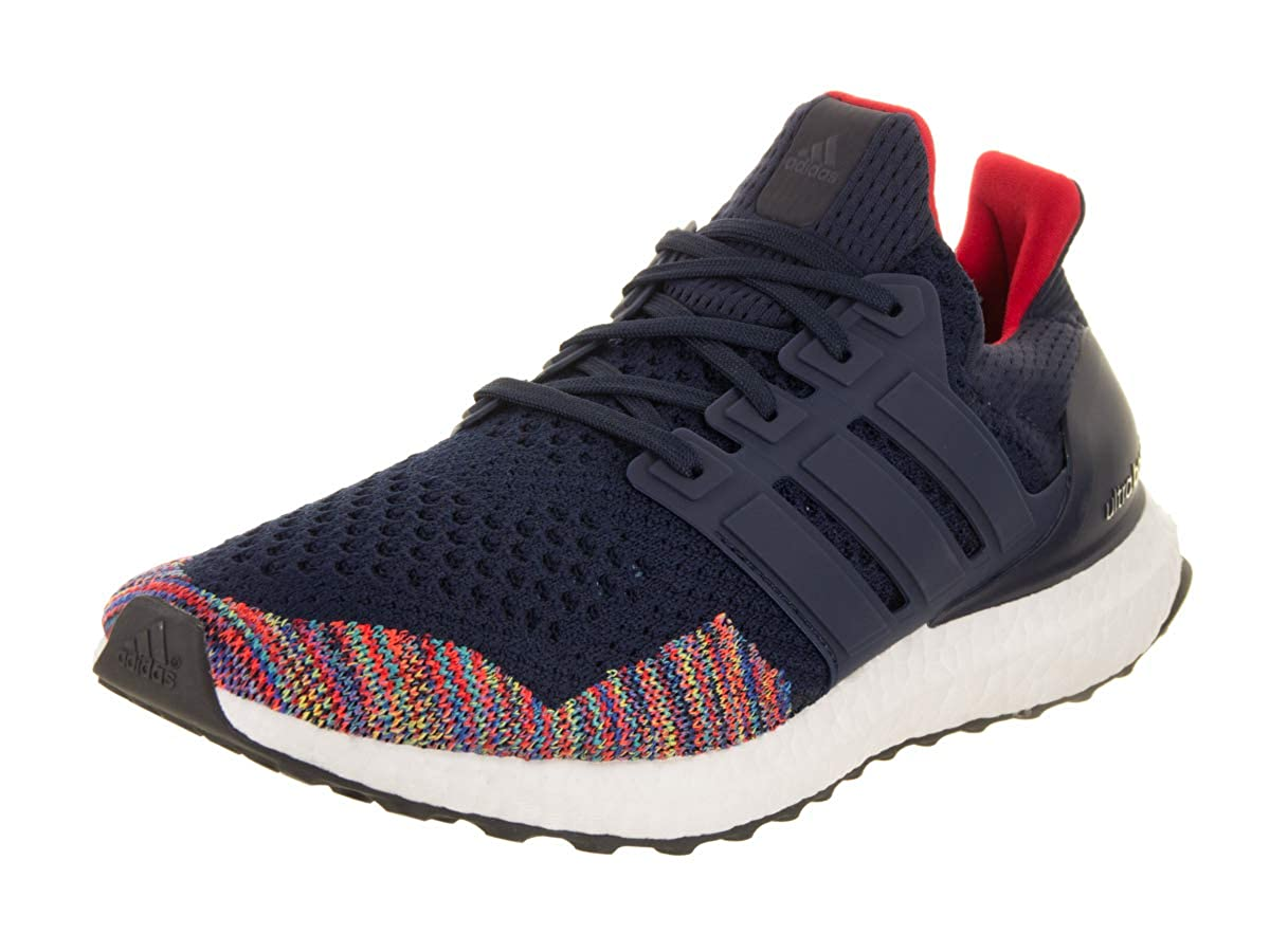 low priced 87797 71581 adidas Mens Ultraboost Multi-Color Running Shoes