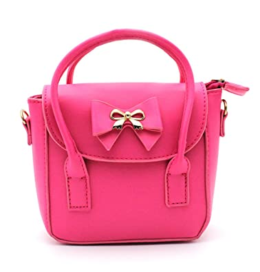 4c7b9848037f Scheppend Fashion Little Girls Handbag Children Single-shoulder Bag Dual-purpose  Bag (Red bowknot): Amazon.co.uk: Shoes & Bags
