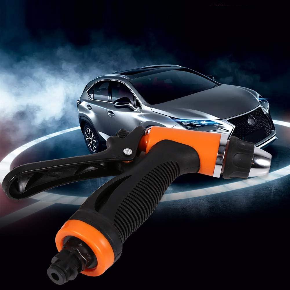 Waschset Für Auto 12 V 80 W Elektrisch Drucksprühgerät Hochdruck Wasserpumpe Auto