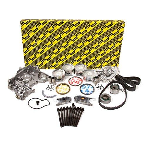(OK4010M/0/0/0 98-02 Acura CL Honda Accord Vtec 2.3L SOHC F23A1 F23A4 F23A5 F23A7 Master Overhaul Engine Rebuild Kit)